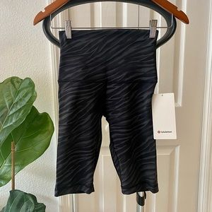 "Lululemon Align SHR Shorts 10"" NWT"